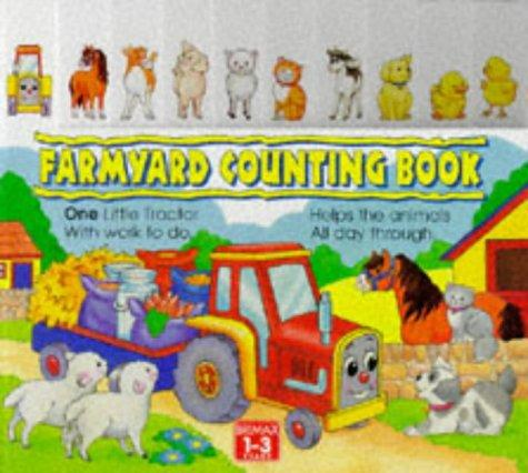 Farmyard Counting Book (Board Register Books) by Lorna Read