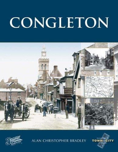 Congleton (Francis Frith's Town & City Memories) by A. C. Bradley