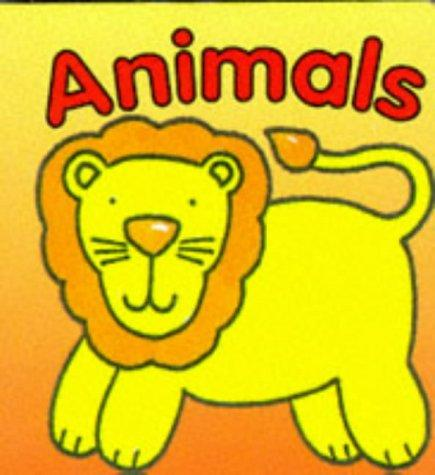 Animals (Board Books) by David Crossley