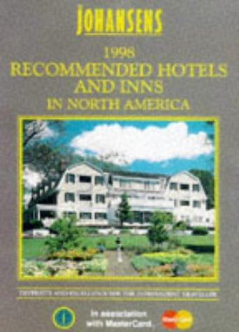 Johansens 1998 Recommended Hotels and Inns by Johansens