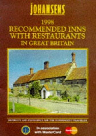 Johansens 1998 Recommended Inns With Restaurants by Johansens