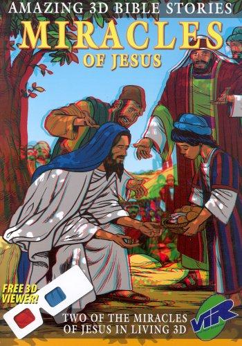 Miracles Of Jesus / Amazing 3d Bible Sto by Sue Hudson