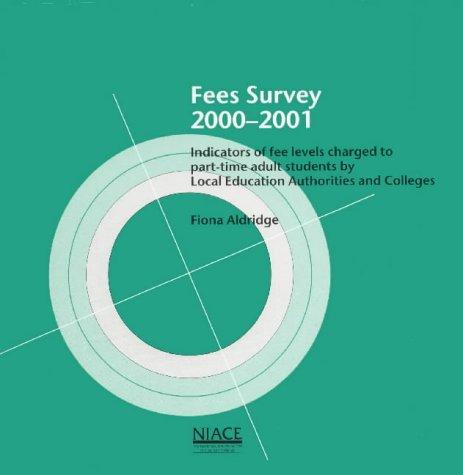 Fees Survey by Fiona Aldridge