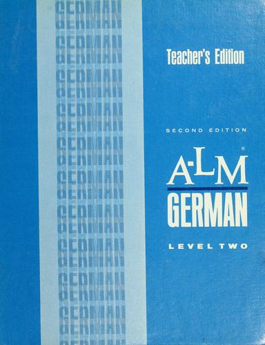A-LM German by George Winkler