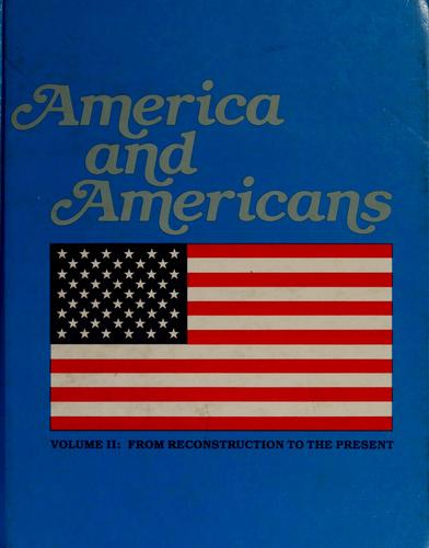 America and Americans by Herbert J. Bass