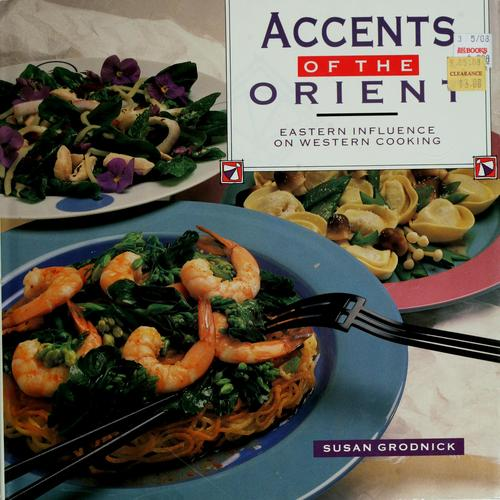 Accents of the Orient by Susan Grodnick