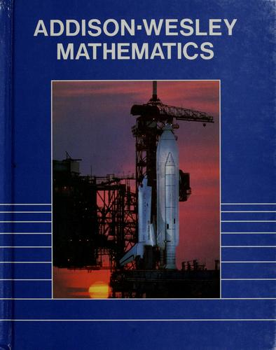 Addison-Wesley Mathematics (Student Book, Grade 6) by