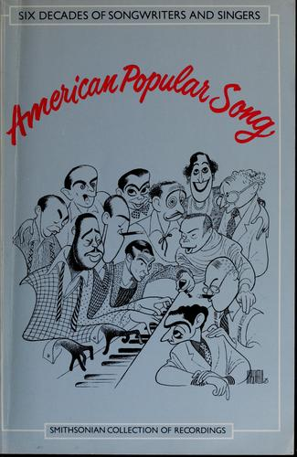 American popular song by