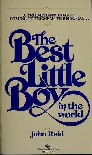 Best little boy in the world