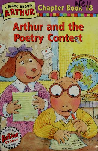 Arthur and the poetry contest by Stephen Krensky