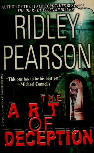 The art of deception by Ridley Pearson