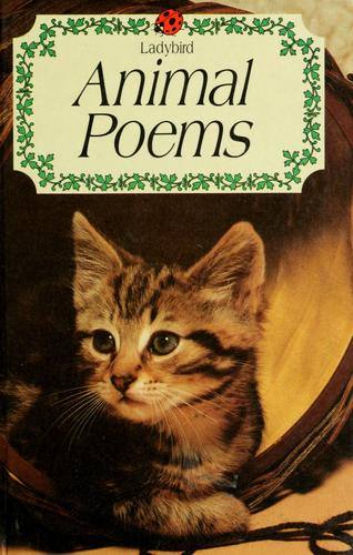 Animal Poems by Ladybird Books