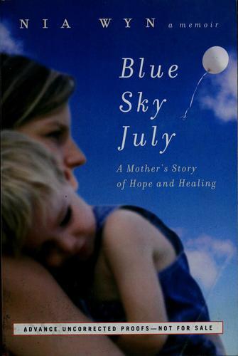 Blue sky July