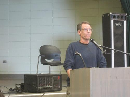 Photo of Kim Stanley Robinson
