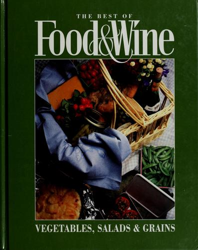 The Best of food & wine by