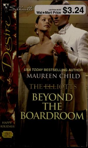 Beyond the boardroom by Maureen Child