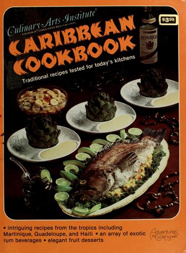 Caribbean cookbook by Juliette Elkon Hamelecourt