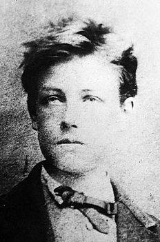 Photo of Arthur Rimbaud