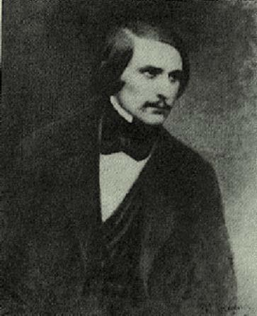 Photo of Nikolai Vasilievich Gogol