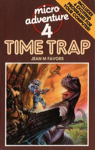Time Trap by Jean M. Favors
