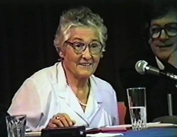 Photo of Françoise Dolto