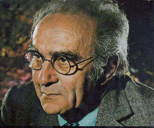 Photo of J. Bronowski