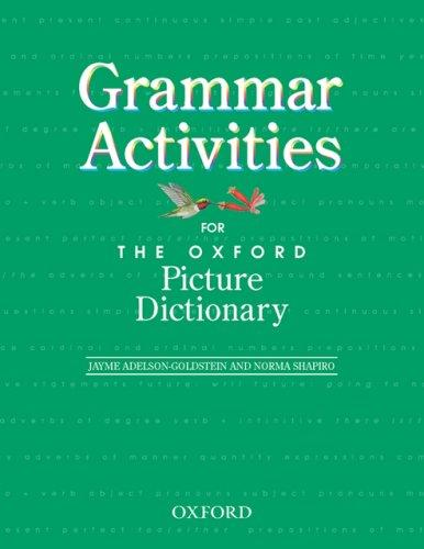 The Oxford Picture Dictionary by Jayme Adelson-Goldstein, Norma Shapiro