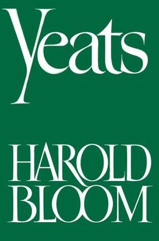 Yeats.