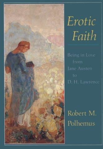 Erotic faith by Robert M. Polhemus