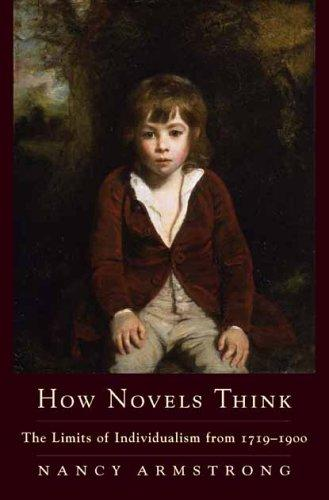 Image 0 of How Novels Think: The Limits of Individualism from 1719-1900