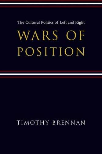 Wars of Position