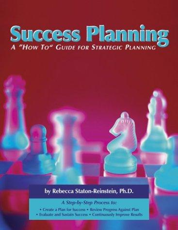 Success Planning by Rebecca Staton-Reinstein