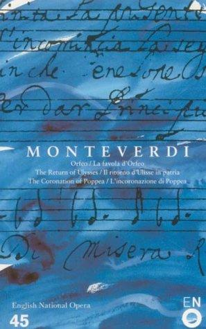 The operas of Monteverdi by Claudio Monteverdi