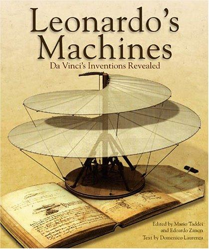 Leonardo's Machines by Domenico Laurenza