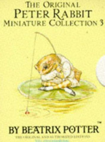 The Original Peter Rabbit Miniature Collection (Mini-pack, Potter)