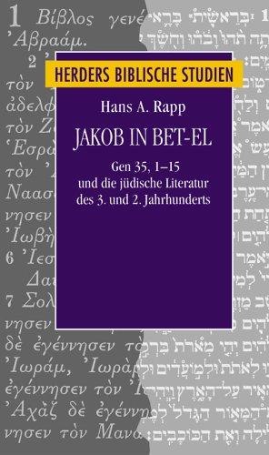 Jakob in Bet-el by Hans A. Rapp