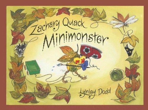 Zachary Quack, minimonster
