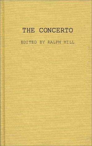 The concerto by Hill, Ralph