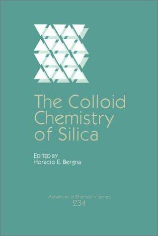 The Colloid chemistry of silica by