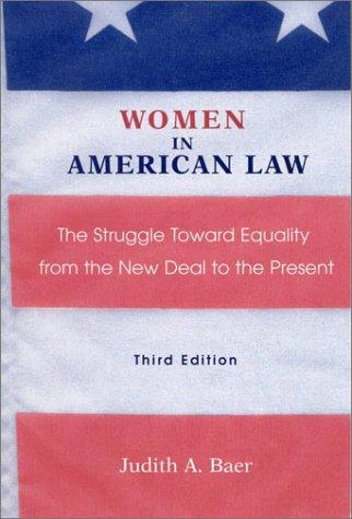 Women in American law